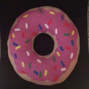 Donut Pillow 🍩